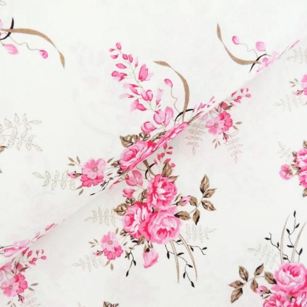 Ткань розы - студия SOVA