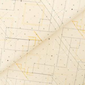 Ткань звездная карта - студия SOVA