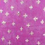 Ткань крестик - студия SOVA