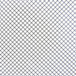 Ткань черно-белая клетка - студия SOVA