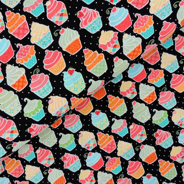 Ткань кексики - студия SOVA