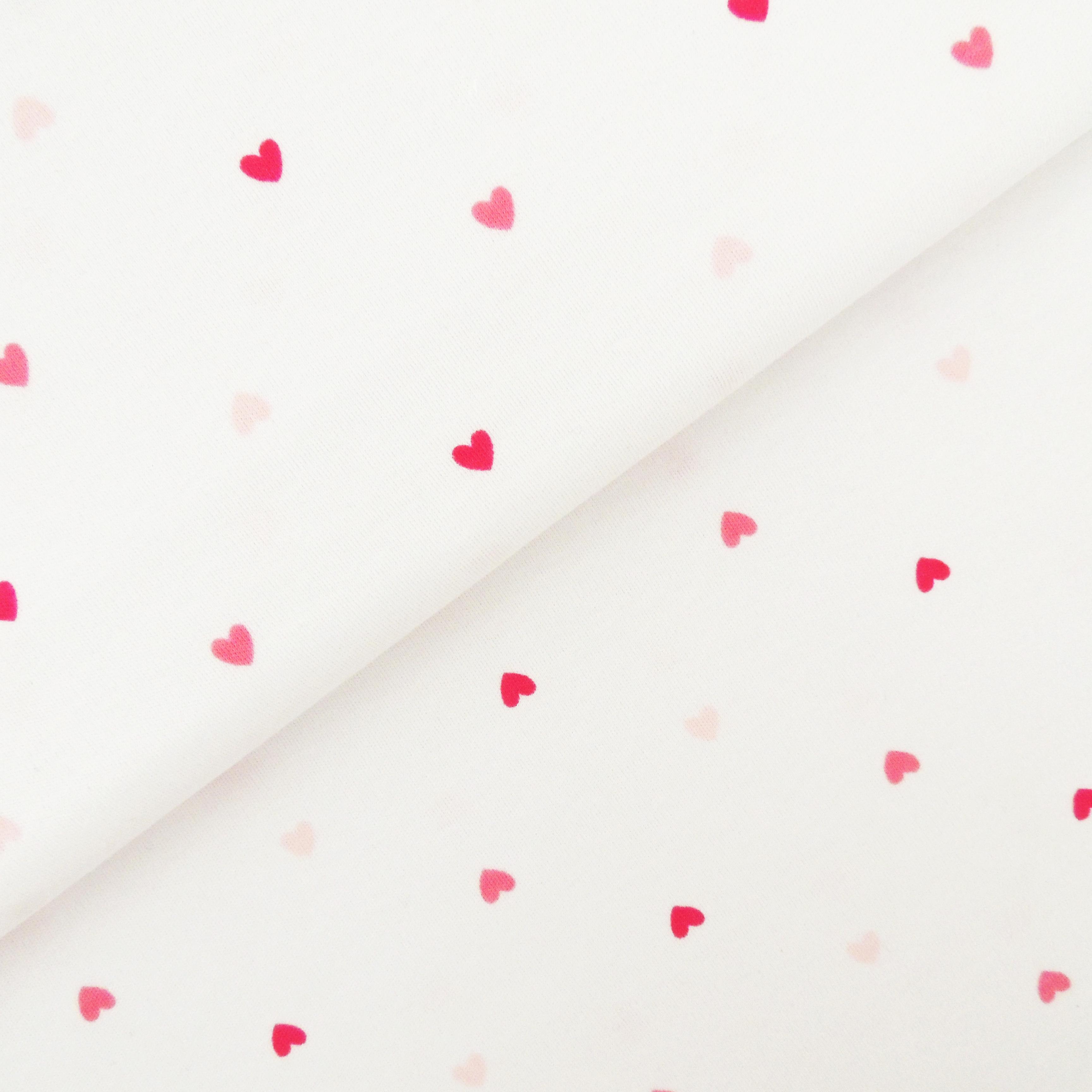Трикотаж сердечки - студия SOVA
