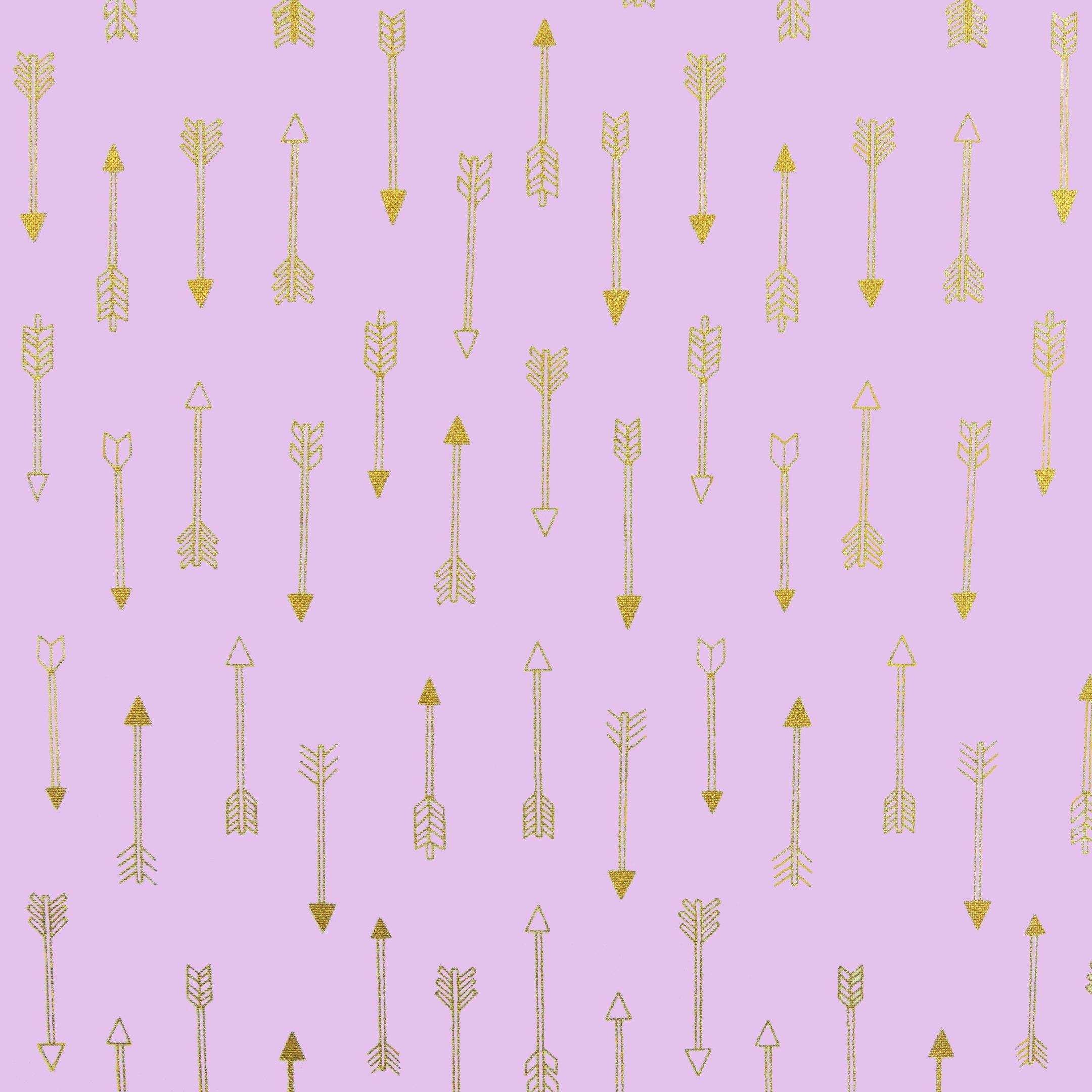 Ткань стрелы золотые - студия SOVA
