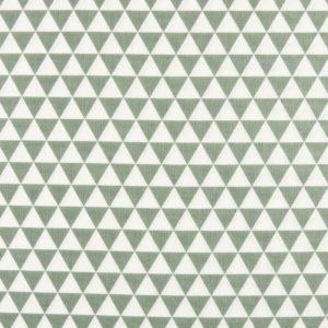 Ткань серый треугольник - студия SOVA