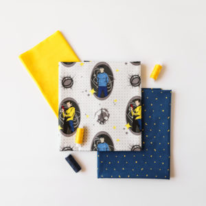 Ткань стартрек - студия SOVA