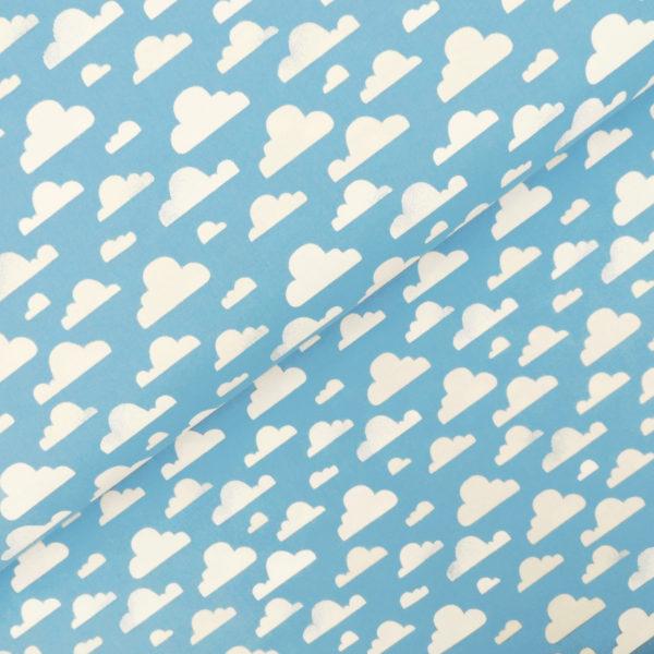 Ткань облачки - студия SOVA