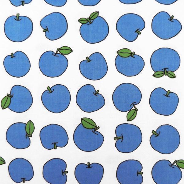 Ткань яблоки