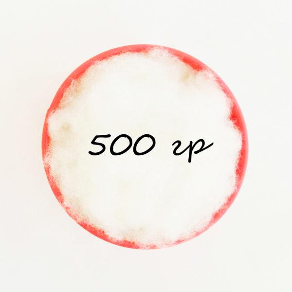 Синтепух 500 грамм - студия SOVA