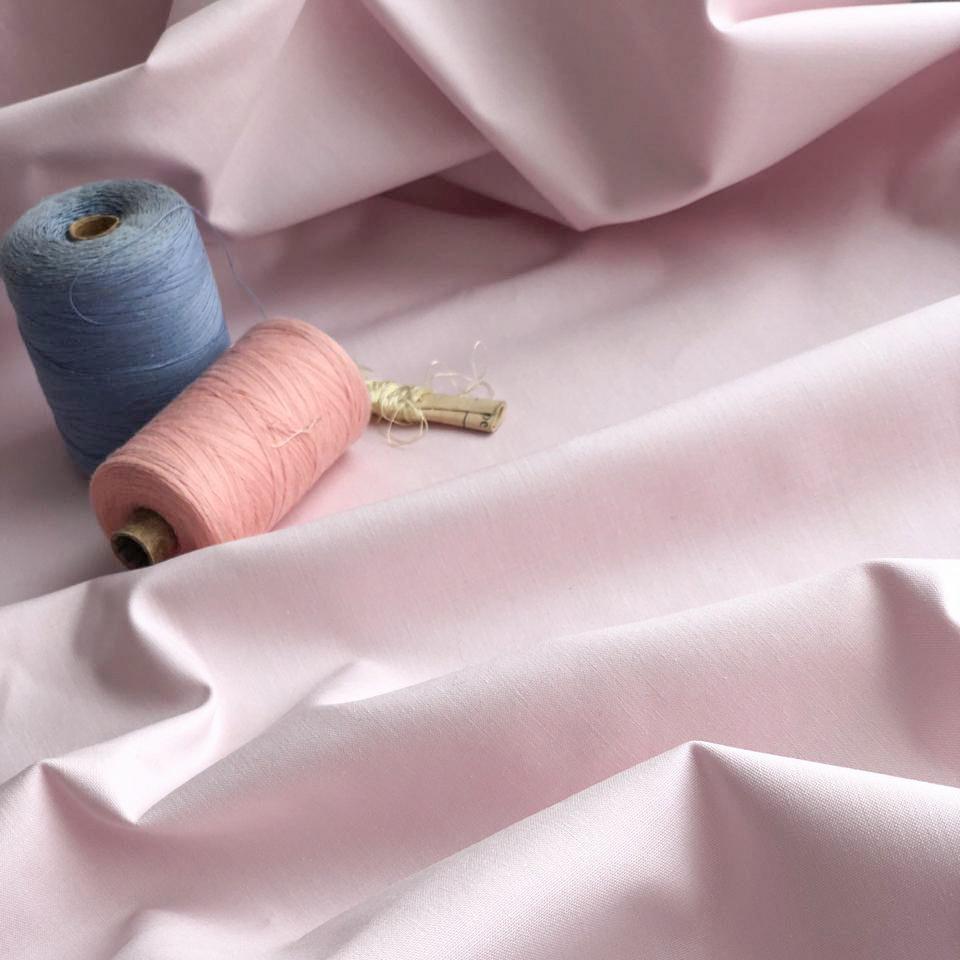 Ткань розовая - ZIGZAG SHOP