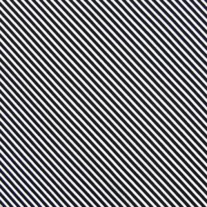 Ткань полоска черная - студия SOVA