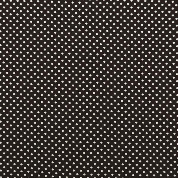 Ткань коричневый горох - студия SOVA