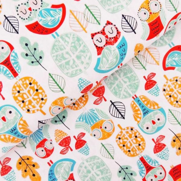 Ткань совушки - студия SOVA