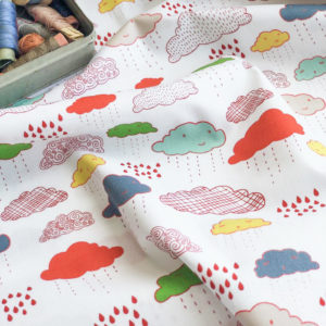 Ткань облака - ZIGZAG SHOP