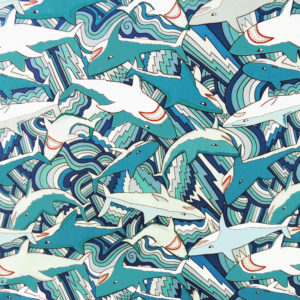 Ткань акулы - студия SOVA