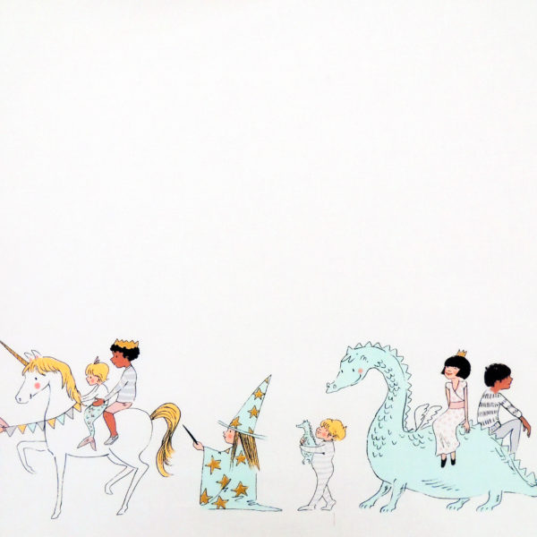 Ткань парад белый - студия SOVA