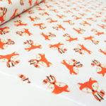 Ткань лисы - студия SOVA