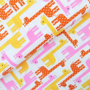 Ткань жирафики - студия SOVA