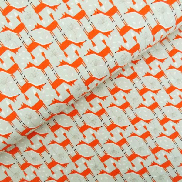 Ткань лисята - студия SOVA