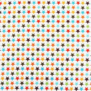 Ткань звезды корейские - студия SOVA