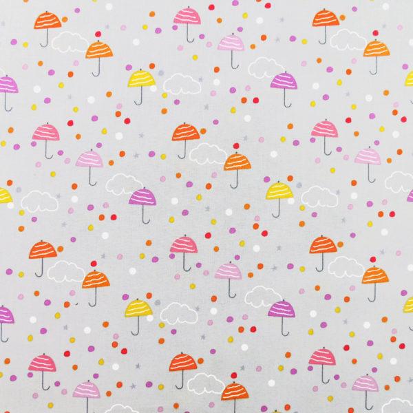 Ткань зонтики - студия SOVA