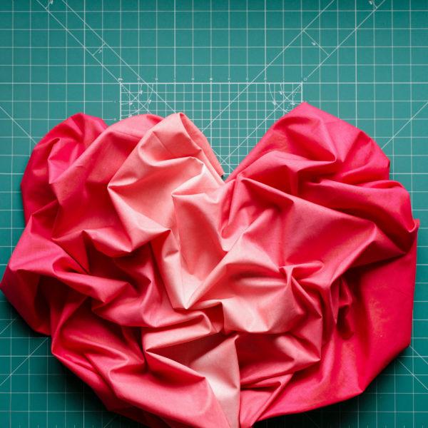 Ткань градиент - студия SOVA