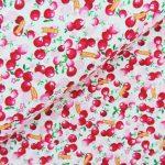 Ткань вишенки - студия SOVA