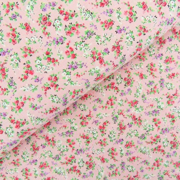 Ткань цветочки - студия SOVA