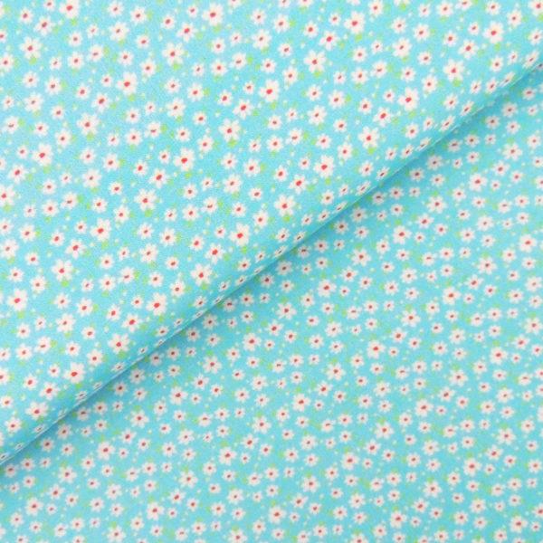 Ткань ромашки - студия SOVA