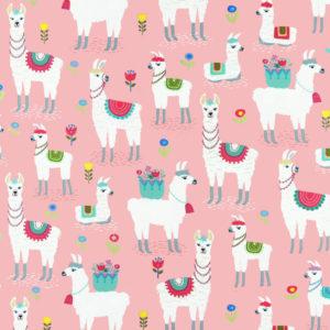 Ткань ламы - студия SOVA