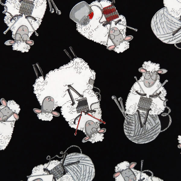 Ткань овечки
