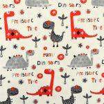 Ткань динозавры - студия SOVA