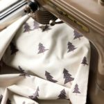 Ткань ёлка - студия SOVA