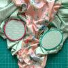 Ткань садовые пионы - ZIGZAG SHOP