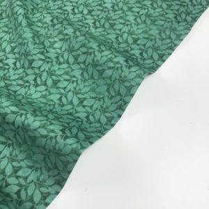 Ткань листочки