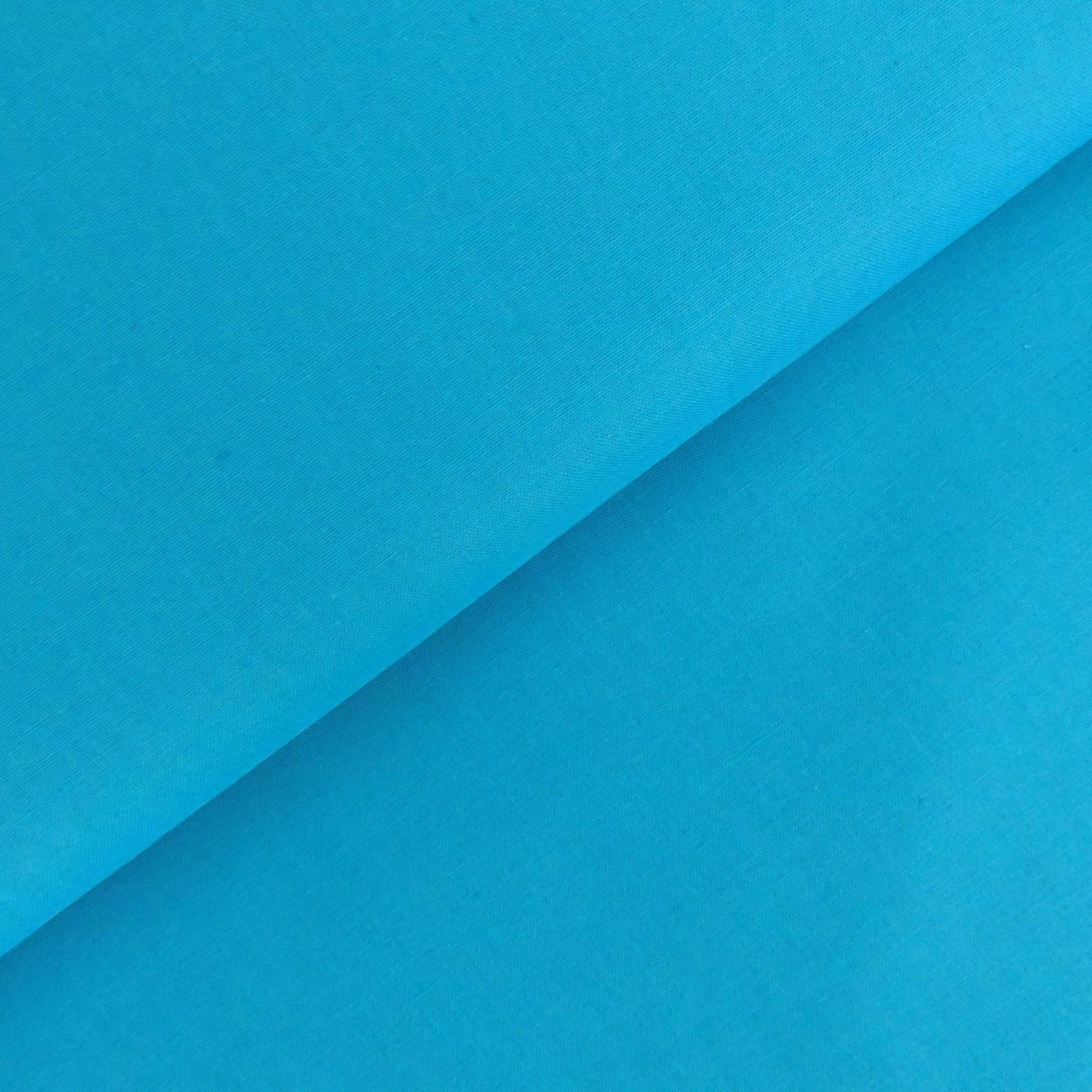 Ткань лазурный - студия SOVA
