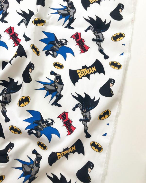 Ткань бэтмен