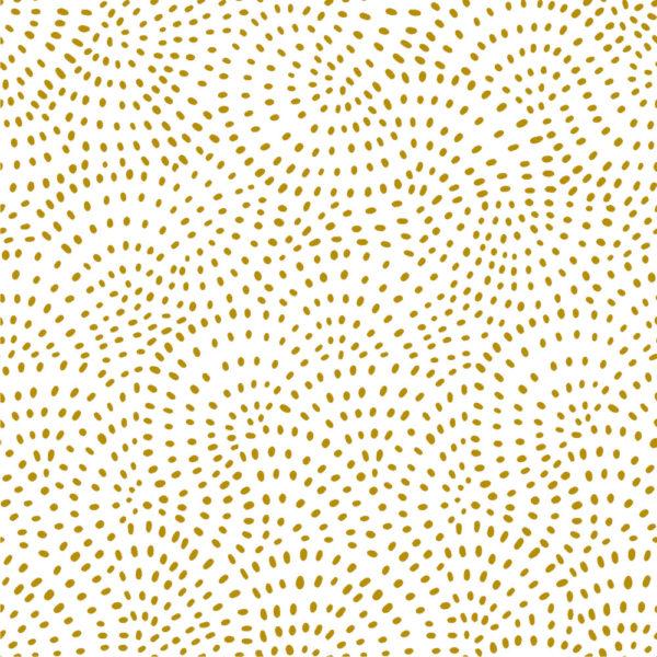 Ткань золотые точки - ZIGZAG SHOP