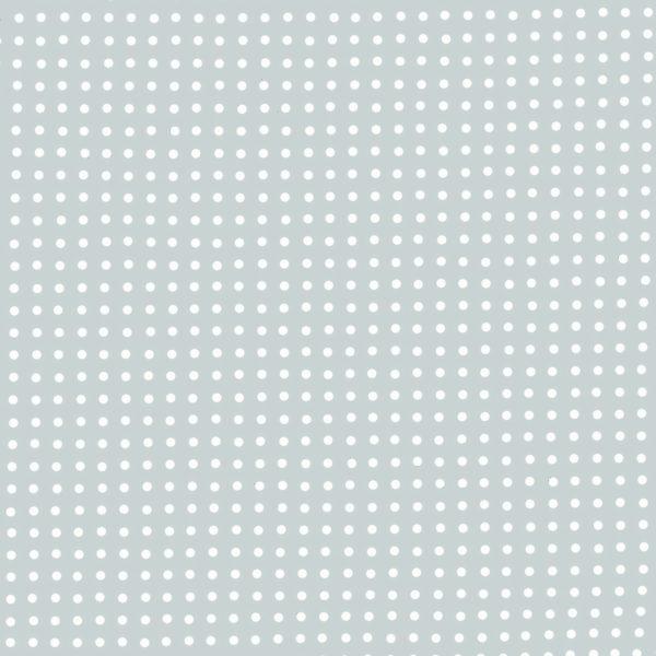 Ткань серый горошек - ZIGZAG SHOP