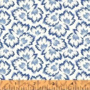 Ткань синий окрас