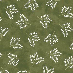 Ткань зелень