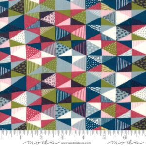 Ткань треугольники