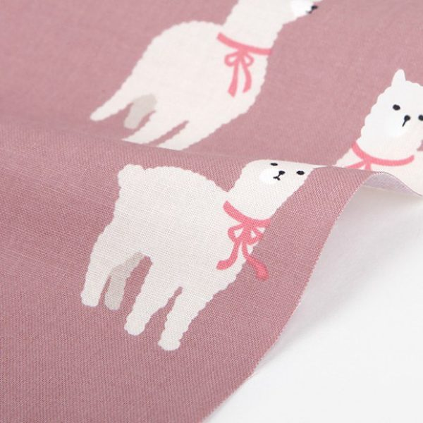 Ткань овечки Dailylike - студия SOVA