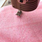 Ткань буковки - студия SOVA