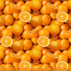 Ткань апельсины