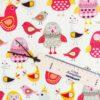 Ткань царские птицы