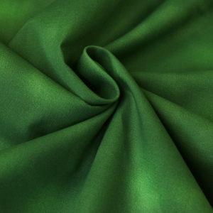 Ткань акварель зеленая