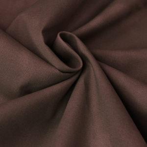 Ткань акварель шоколад