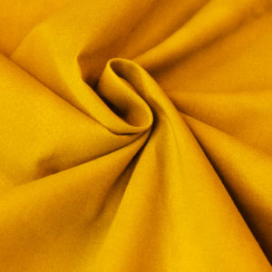 Ткань акварель желтая