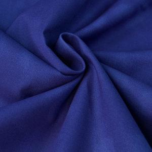 Ткань акварель синяя