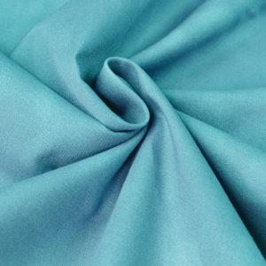 Ткань акварель голубая